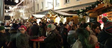 Bludenzer Christkindlemarkt 2018: Programm 14.12.2018