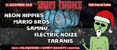 AUM NIGHT • X-MAS Special