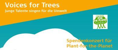 """""""Voices for trees"""" junge Talente singen für die Umwelt"""