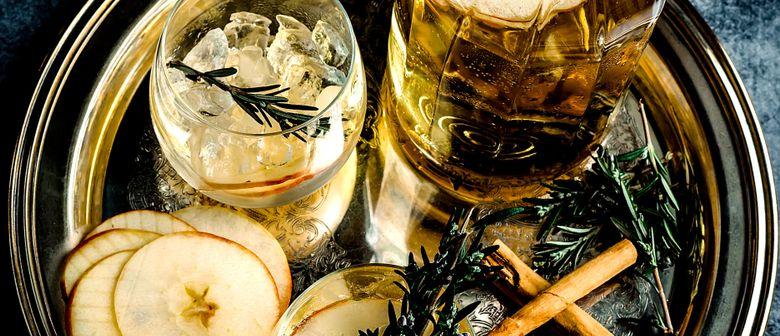 Weihnachtliche Cocktail Hour