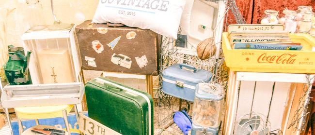 Vintage Fabrik - Weihnachtsmarkt