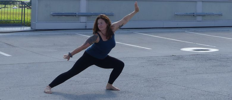 Budokon Yoga  Intensiv  (Kampfkunst Elemente treffen Yoga)