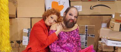 »Ganze Kerle« mit Gerald Pichowetz als Vamp von Floridsdorf