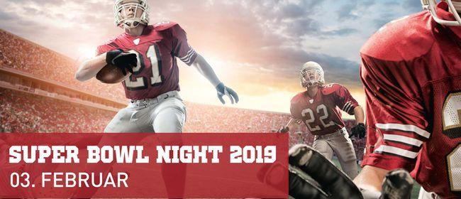 Super Bowl Night 2019