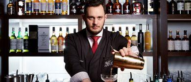 Cocktailkurs mit David Penker in der 26°East