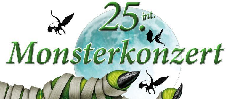 25. int. Monsterkonzert der Emser Palast-Tätscher