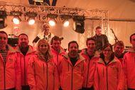 Ski Opening in Faschina