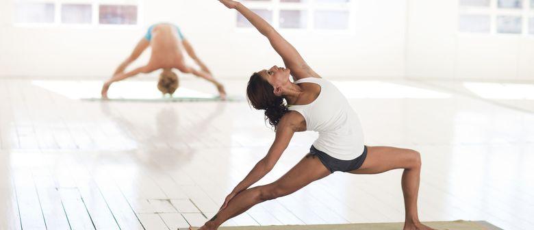 Yoga für einen gesunden Rücken