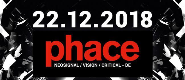 CONTRAST presents PHACE (Neosignal / Vision / Critical - DE)