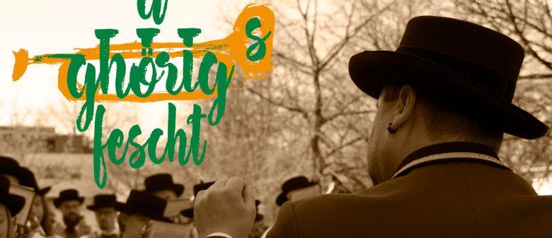 Bezirksmusikfest Altach - a ghörigs fescht