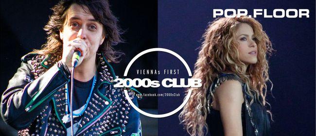 2000s Club mit MICKEY DJ-Set