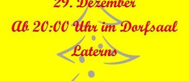 Christbaumfeier Laterns