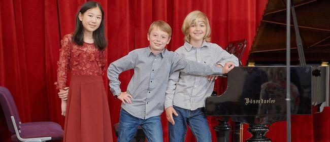 Gemeinschaftskonzert Musikschule Innsbruck und Lustenau