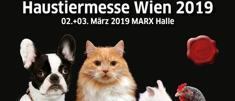 Haustiermesse Wien 2019