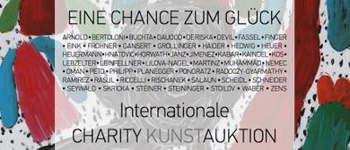 Eine Chance zum Glück Internationale CHARITY KUNSTAUKTION