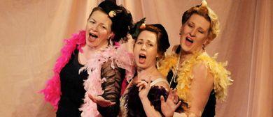 Theater L.E.O. präsentiert die »Neue Fleischwurst-Revue«