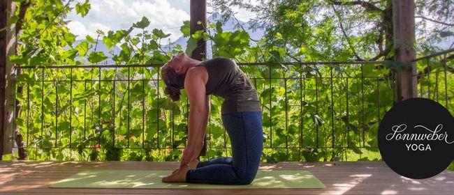 Yoga Anfänger*innenkurs Göfis