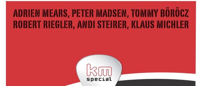 "CD-Präsentation   ""km special fusion project 1"""