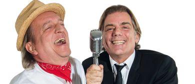 Doppelbuchung, Musik-Comedy