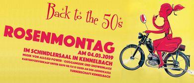 Rosenmontagsball Kennelbach 2019