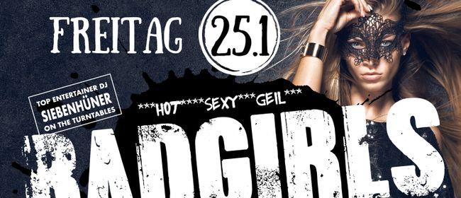 Bad Girls Partynight // Ausrutscher Gaschurn