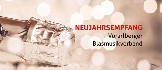 Neujahrsempfang des Vorarlberger Blasmusikverbandes