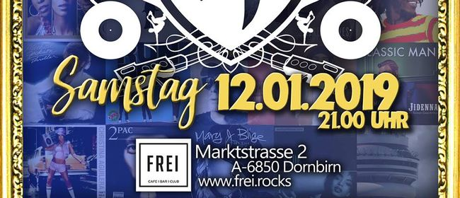 DJ Brickfinga @ FREI Dornbirn