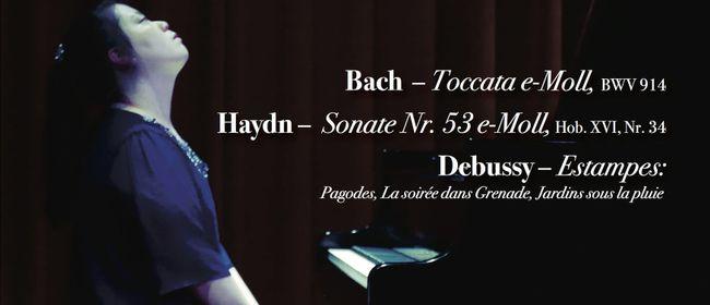STARS VON MORGEN – Pianistin Heuijae Kim