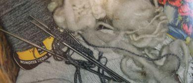 Strick- Stick- und Häkelrunde in der Frühmesshausstube