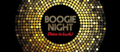 BOOGIE NIGHT – Disco, Dance & Soul Night
