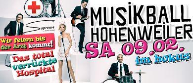 Musik Faschingsball Hohenweiler