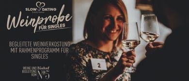 Weinprobe für Singles (45-65 Jahre)