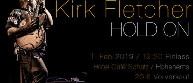 Kirk Fletcher live at the Red House Sessions