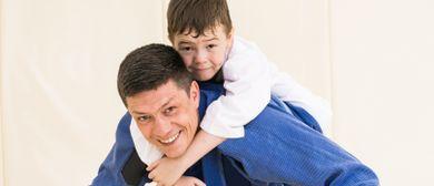Karate-Schnupperkurs für Väter und Kinder