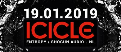 CONTRAST presents ICICLE (Entropy / Shogun Audio - NL)