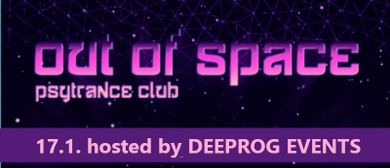 OUT of SPACE – hosted by Deeprog Events