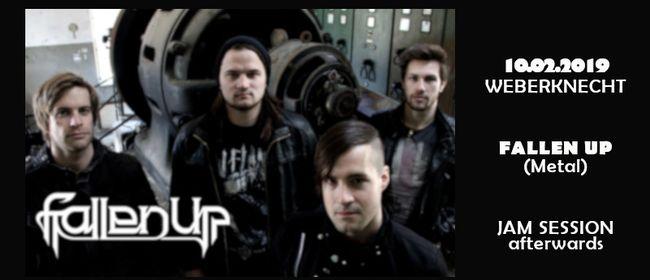 Fallen Up (Metal) + Jam Session