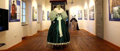 Historische Ausstellung Schloss Tabor
