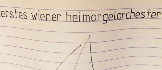 Erstes Wiener Heimorgelorchester