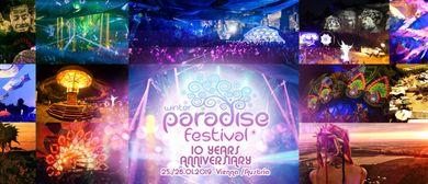 - 10 JAHRE PARADISE FESTIVAL