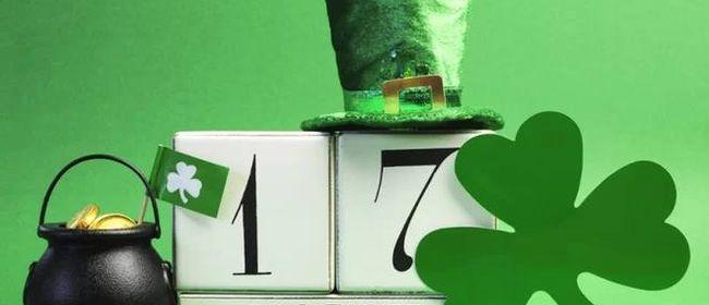 St Patrick`s Day @ Tivoli / So. 17. März 17.00 !!!