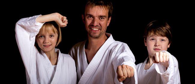 Fit und Gesund: Karate für Neueinsteiger, KARATE WOLFURT