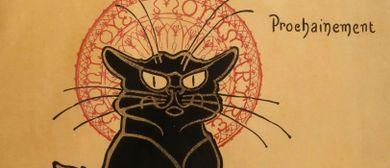 Le Chat Noir - Der schwarze Kater