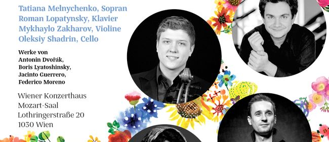 Tradition bis Moderne. Musik aus der Ukraine und aller Welt