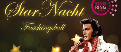 Starnacht - SingRing Faschings-Jubiläumsfeier