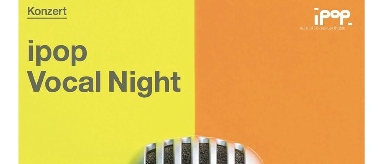 iPop Vocal Night