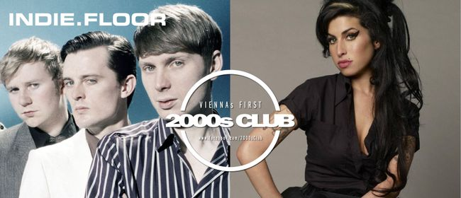2000s Club mit BITTEN BY DJ-Set