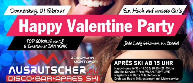 Happy Valentine Party // Ausrutscher Gaschurn