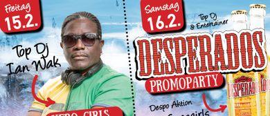 Partyweekend mit Despo-Promo // Ausrutscher Gaschurn