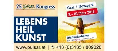 25. PULSAR-KONGRESS LebensHeilKunst